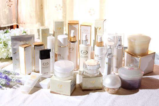 化妝品全圖