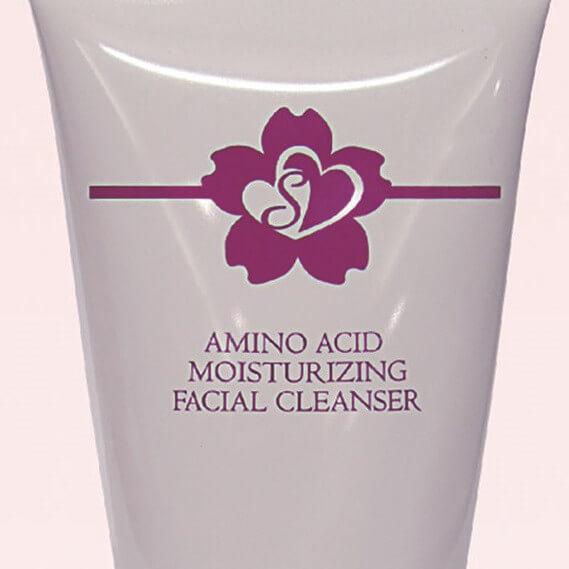 櫻之氨基酸保濕洗面霜-戀櫻26系列-歐瑪聖絲商品