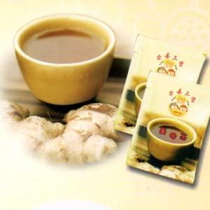 歐瑪聖絲-台姜三寶-薑母茶